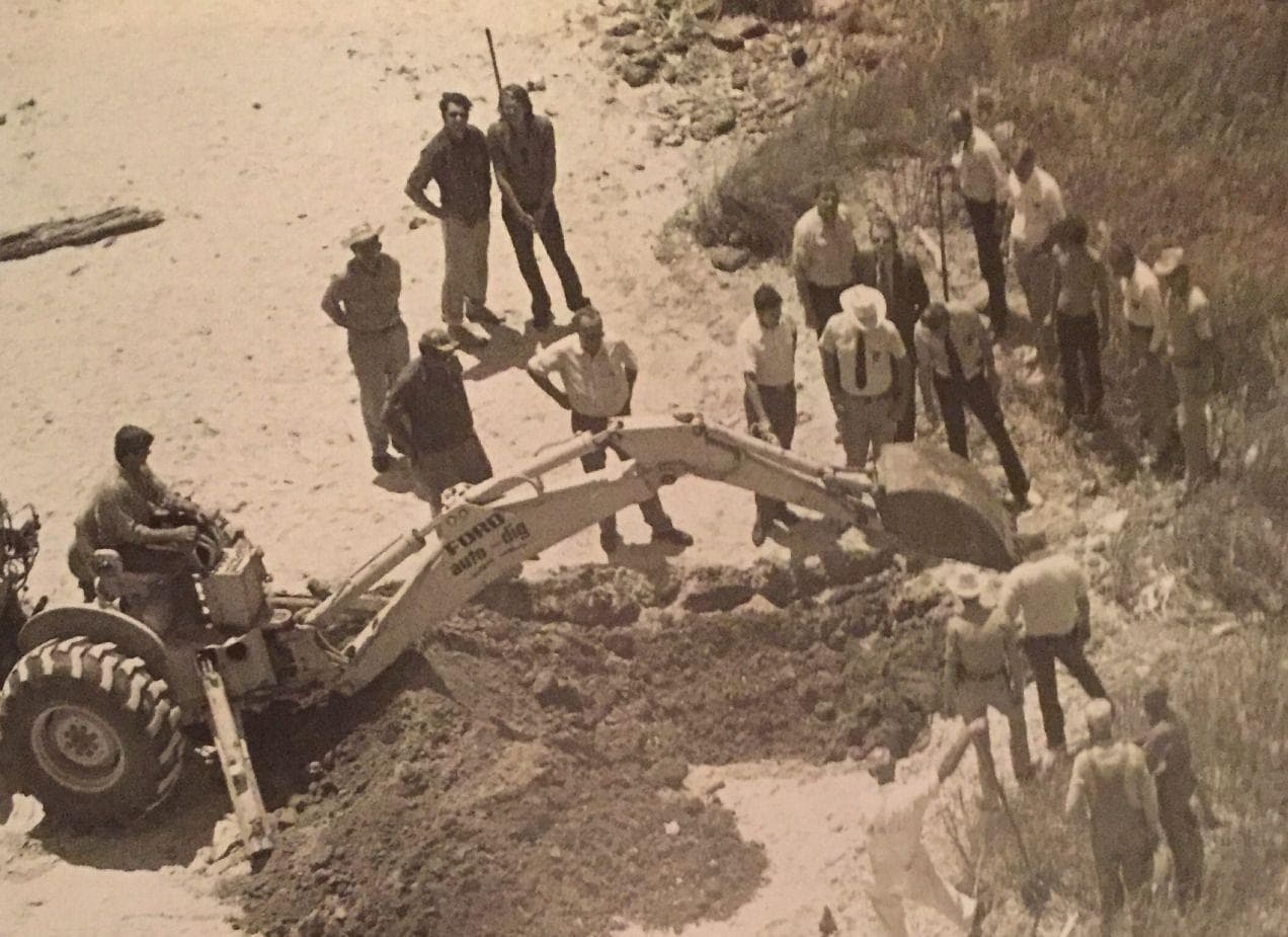 Random Bodies That Were Found Years After Person Died