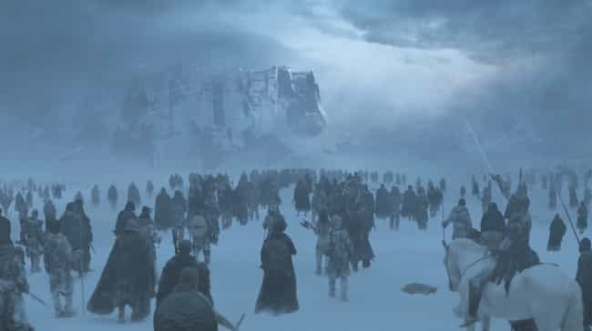 The First Men is listed (or ranked) 2 on the list What the Children of the Forest Creating White Walkers Means