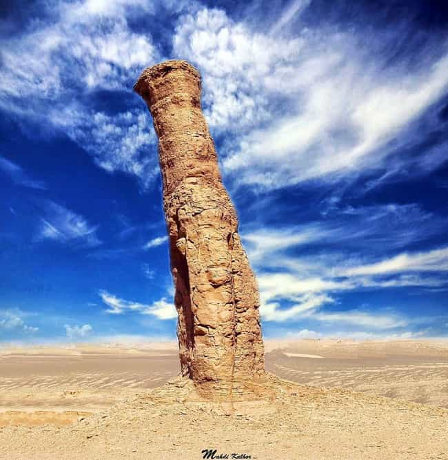 Interesting Things That Only Take Place In Desert Lands - 18 insane unusual weather phenomenas actually real