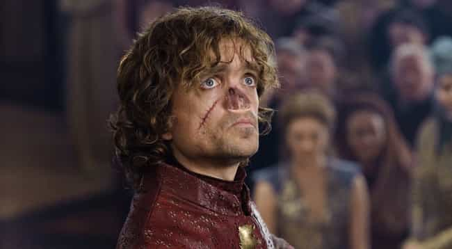 Tyrion Lannister in the Books is listed (or ranked) 2 on the list How Game of Thrones Characters Look in the Books