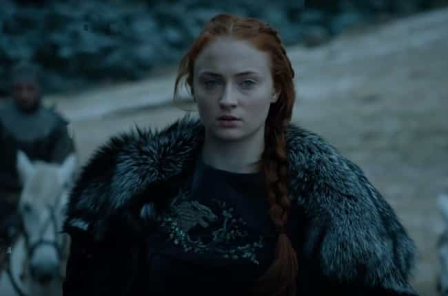 Sansa Will Become the Wardenes... is listed (or ranked) 2 on the list Sansa Backstory, Theories, and Predictions About the Future