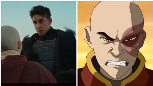 Zuko's Scar Looks Horrible is listed (or ranked) 4 on the list 18 Major Things the Last Airbender Movie Got Wrong