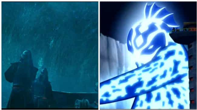 The Movie Replaced A Rag... is listed (or ranked) 7 on the list 18 Major Things The 'Last Airbender' Movie Got Wrong