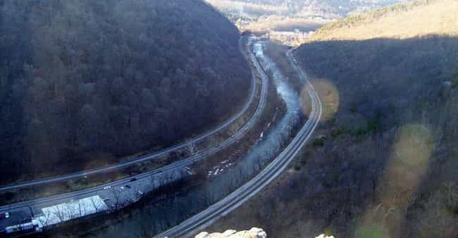 The National Road is listed (or ranked) 3 on the list The Most Amazing Things the Army Corps of Engineers Has Done