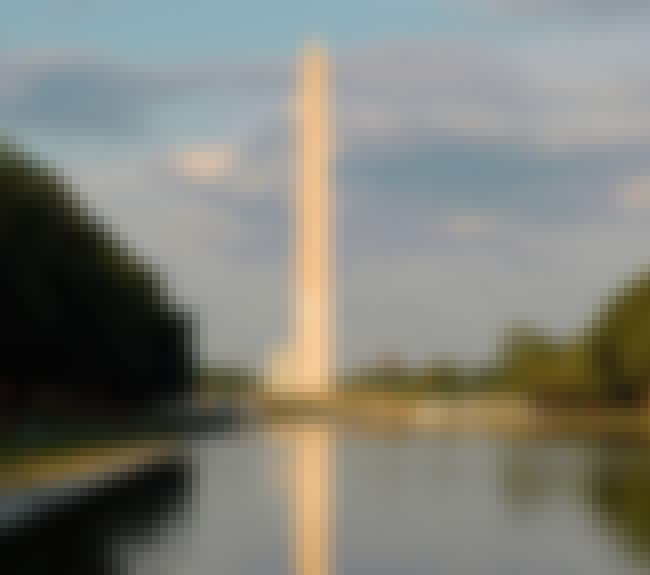 The Washington Monument is listed (or ranked) 4 on the list The Most Amazing Things the Army Corps of Engineers Has Done