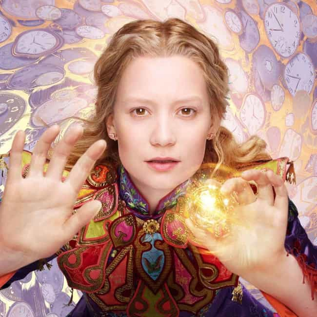The Only Thing Worth Doing is listed (or ranked) 2 on the list Alice Through the Looking Glass Movie Quotes