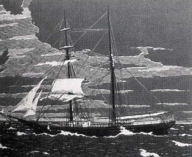 The Mary Celeste is listed (or ranked) 3 on the list Creepiest Ghost Stories from the Sea