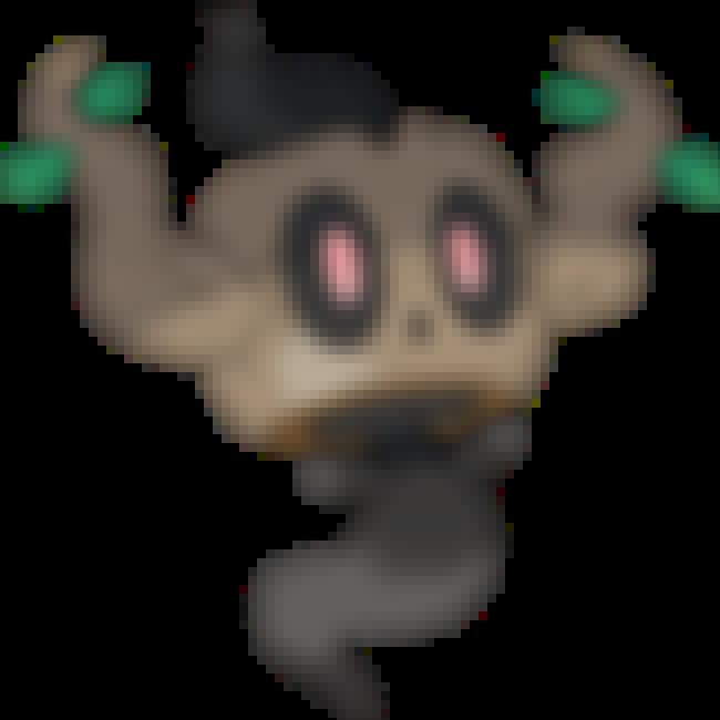 Phantump is listed (or ranked) 2 on the list The Creepiest Pokemon Entries in the Pokedex