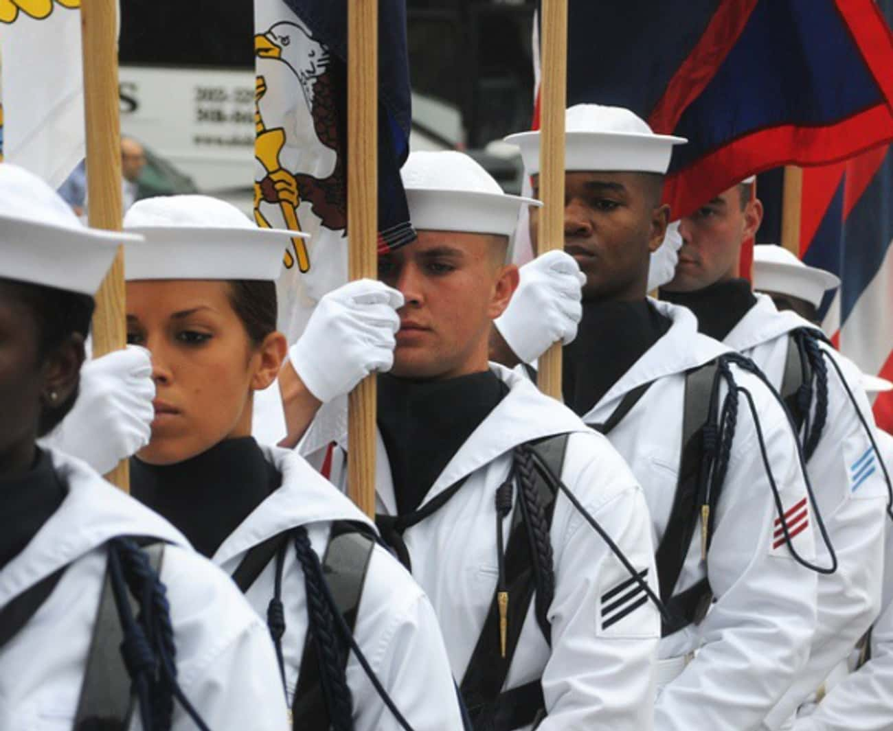 A Sense of Purpose is listed (or ranked) 4 on the list The 10 Best Things About Being in the Military