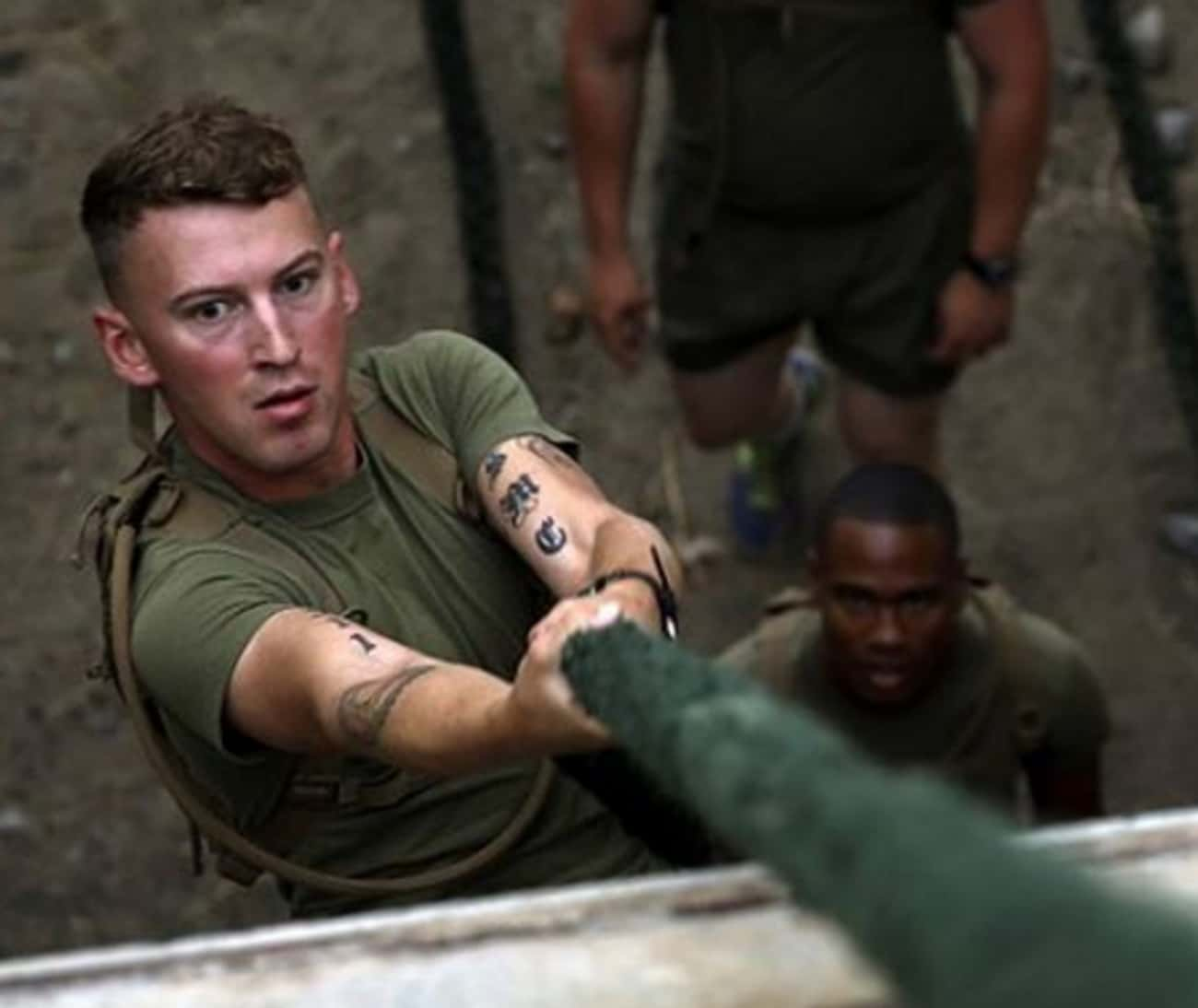 Learning a Sense of Discipline is listed (or ranked) 3 on the list The 10 Best Things About Being in the Military