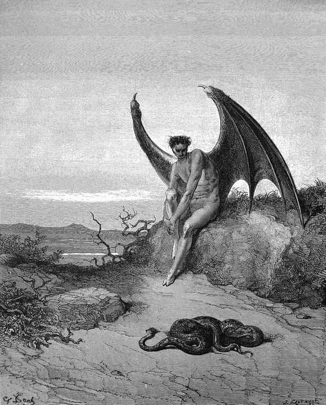 Satanists See Lucifer as a Sym... is listed (or ranked) 3 on the list Things You Never Knew About Satanism