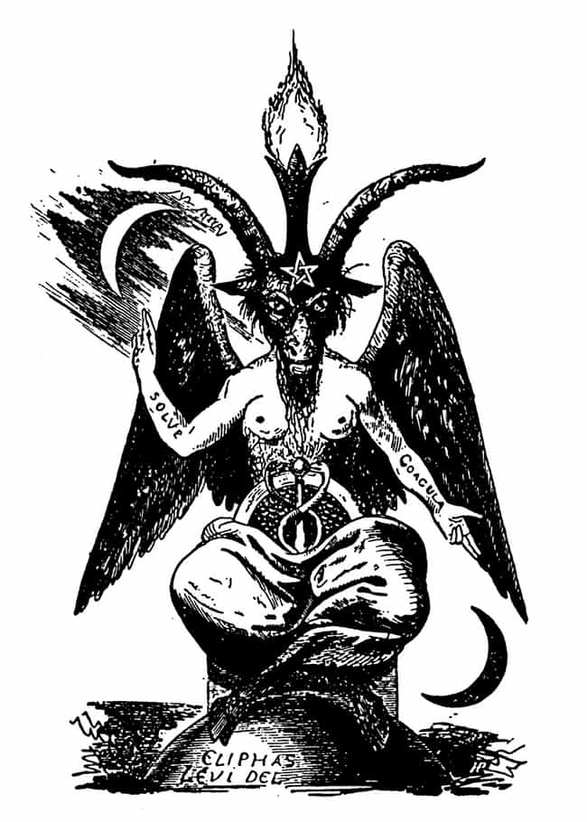 Satanism Advocates Freedom of ... is listed (or ranked) 2 on the list Things You Never Knew About Satanism