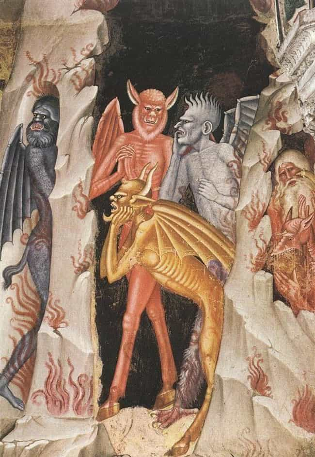 Satanism Doesn't Advocat... is listed (or ranked) 4 on the list Things You Never Knew About Satanism