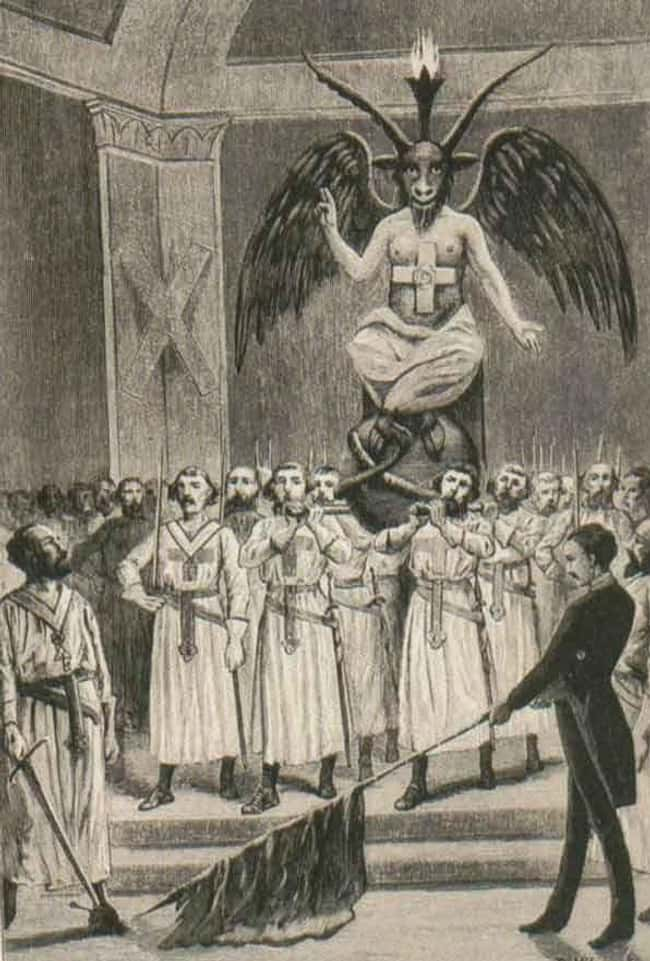 Baphomet Comes from Mohammed is listed (or ranked) 17 on the list Things You Never Knew About Satanism