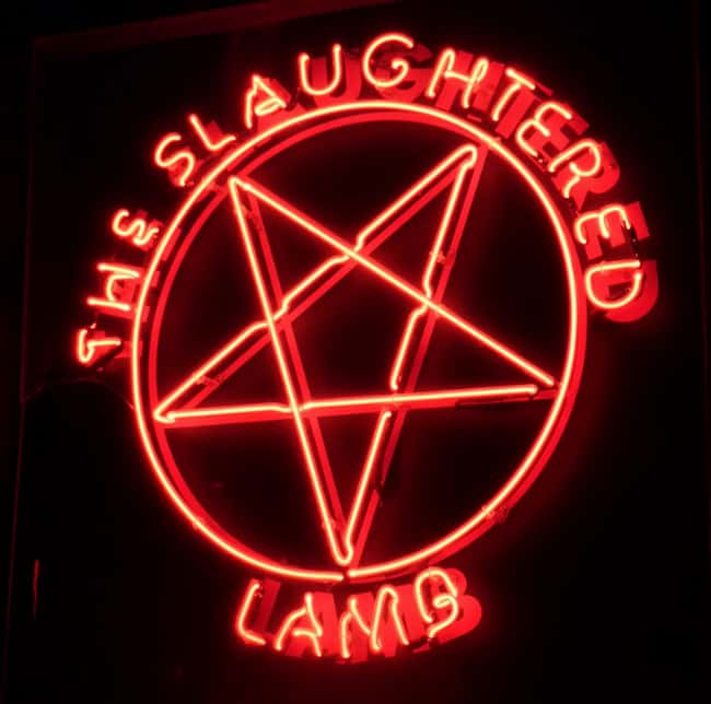 The Pentagram Isn't Origin is listed (or ranked) 15 on the list Things You Never Knew About Satanism