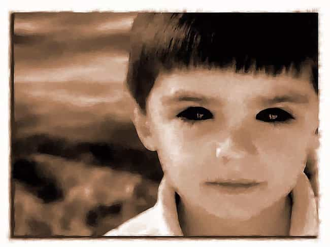 Black-Eyed Children is listed (or ranked) 1 on the list The Creepiest Texas Urban Legends