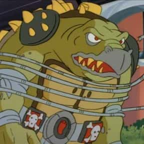 Tokka is listed (or ranked) 17 on the list The Best Teenage Mutant Ninja Turtles Characters