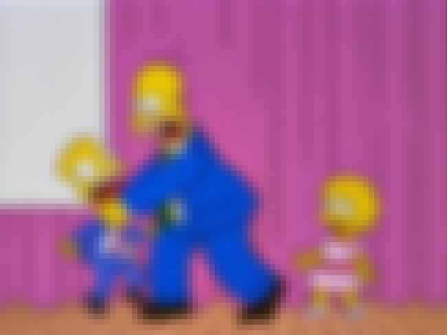 Homer's Consistent Abuse o... is listed (or ranked) 1 on the list 13 Times The Simpsons Glossed Over Morally Messed Up Things