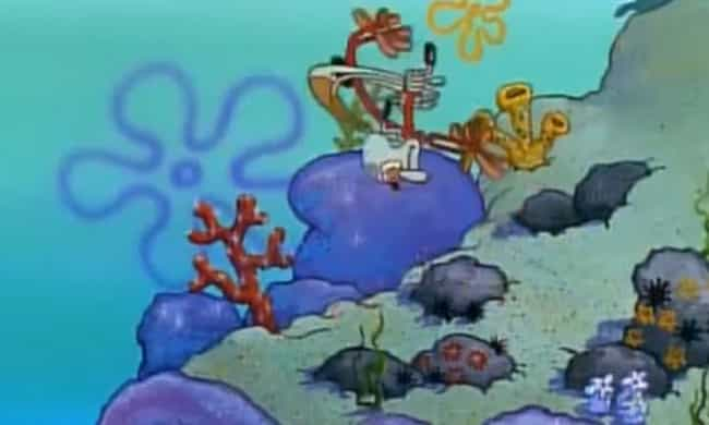 That time he rode a bike... is listed (or ranked) 3 on the list The Most Depressing Squidward Moments