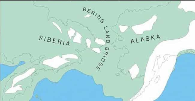 Beringia is listed (or ranked) 1 on the list Land Bridges That Completely Changed the World