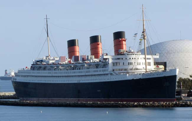 The Queen Mary is listed (or ranked) 7 on the list Creepy Ghost Stories About Los Angeles