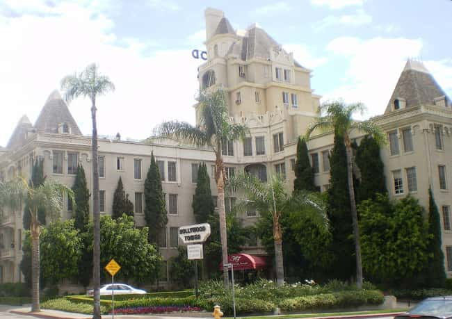 The Hollywood Tower is listed (or ranked) 9 on the list Creepy Ghost Stories About Los Angeles