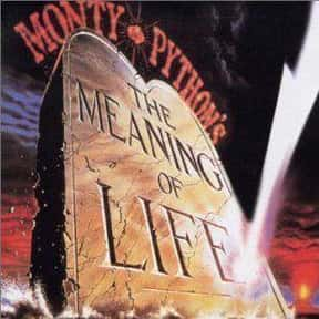 Monty Python's The Meaning is listed (or ranked) 2 on the list The Best Grammy-Nominated Comedy Albums of the 1980s