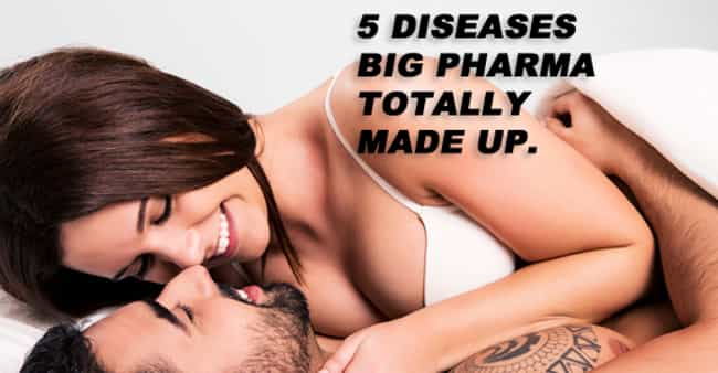 Big Pharma Invents Disea... is listed (or ranked) 3 on the list Conspiracies About Big Pharma That Will Give You a Headache