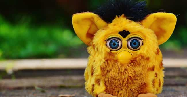 Furbies is listed (or ranked) 4 on the list '90s Toys All Girls Had That Were Actually Ridiculously Dumb