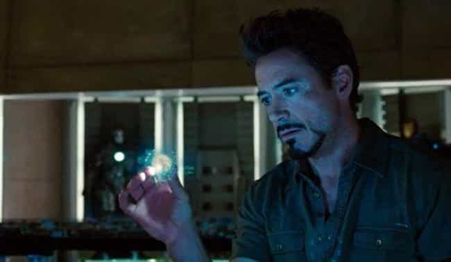 Why Doesn't Tony Stark Make A Suit Out Of Vibranium?