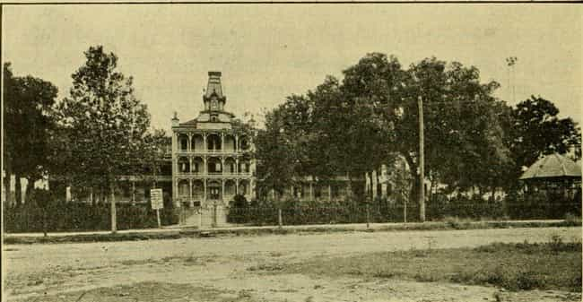 San Antonio Insane Asylum is listed (or ranked) 3 on the list The Creepiest Ghost Stories from Texas