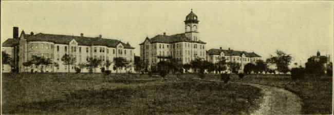 San Antonio Insane Asylum is listed (or ranked) 2 on the list The Creepiest Ghost Stories from Texas