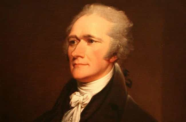 Alexander Hamilton Had A Very ... is listed (or ranked) 1 on the list TMI Facts About The Intimate Lives Of Our Founding Fathers