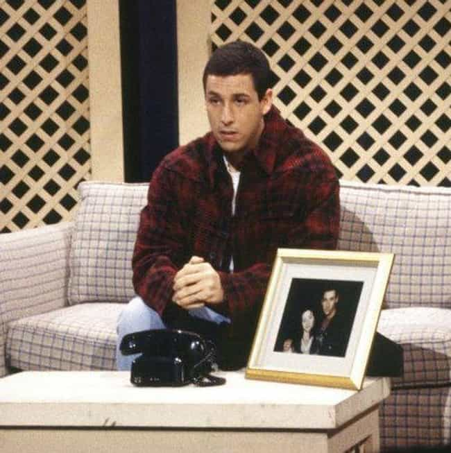 Brian is listed (or ranked) 4 on the list All of Adam Sandler's SNL Characters, Ranked
