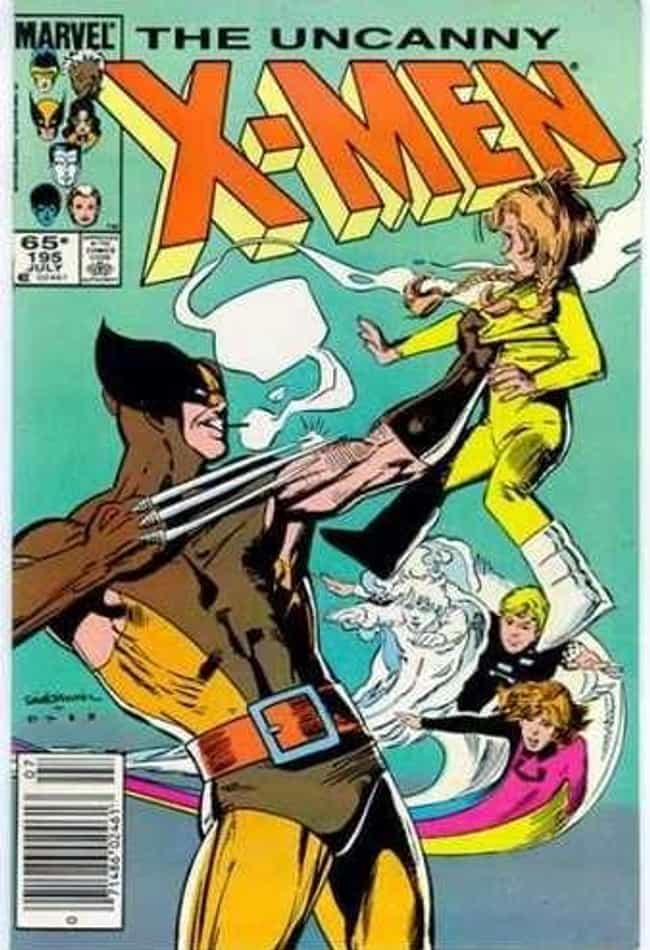 """Regularly Uses """"Kill the K... is listed (or ranked) 3 on the list The Most Messed Up Things Wolverine Has Ever Done"""