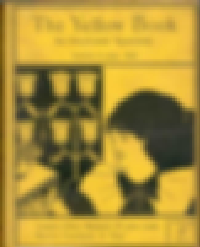 Every Time You Read The Yellow... is listed (or ranked) 3 on the list Creepy Theories About the Yellow Book and the Ebens