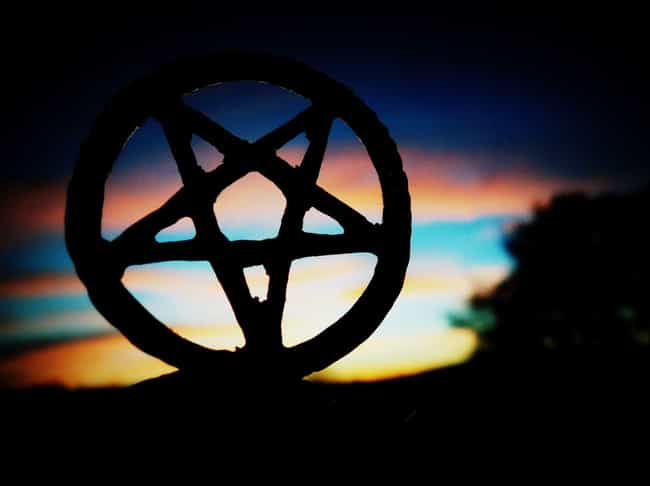 The Pentagram Isn't Evil -... is listed (or ranked) 4 on the list Facts About Being Wiccan That Will Actually Make You Want to Convert