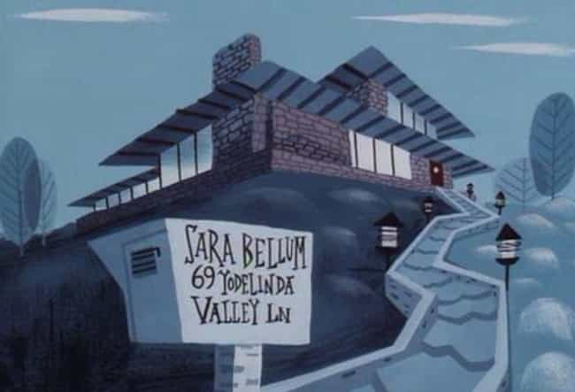 Ms. Bellum's Address is listed (or ranked) 3 on the list Adult Jokes on The Powerpuff Girls That You Missed as a Kid