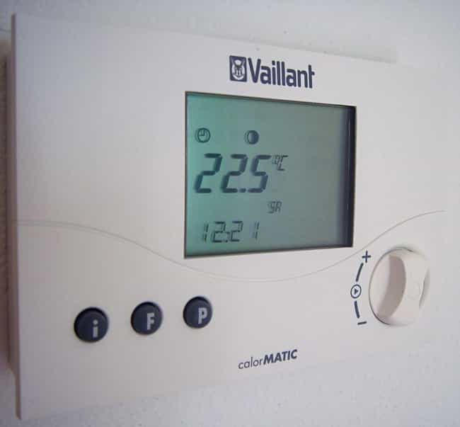 Office Thermostats is listed (or ranked) 3 on the list Buttons You Push Everyday That Don't Actually Do Anything
