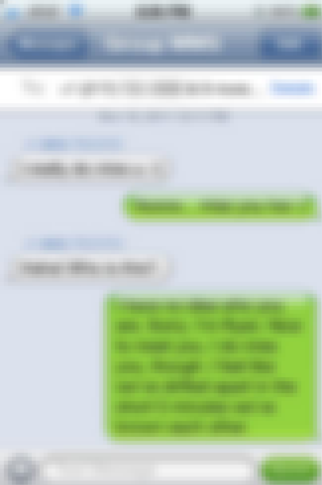When Your Group Chat Turns Int... is listed (or ranked) 3 on the list 25 Hilarious Group Text Disasters