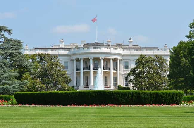 There Is No Private Entr... is listed (or ranked) 1 on the list Weird Things You Didn't Know About Living In The White House