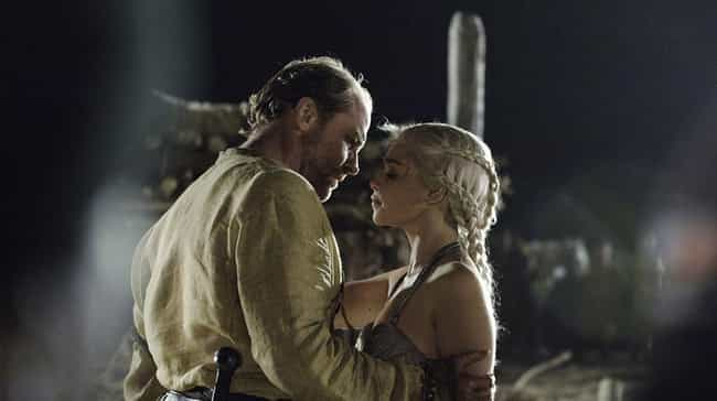 The Return of Jorah Coul... is listed (or ranked) 4 on the list The Most Plausible & Interesting Daenerys Targaryen Theories