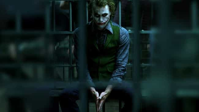 Joker Is The Hero Of 'Th... is listed (or ranked) 3 on the list Batman Fan Theories So Crazy They Belong in Arkham Asylum