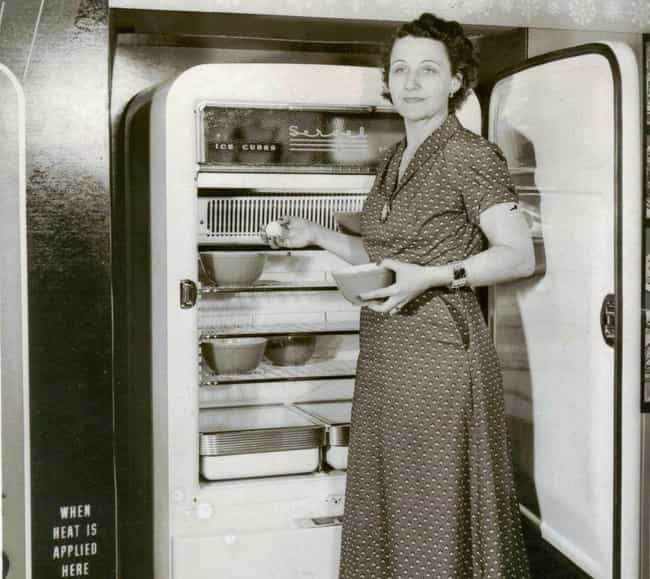 Refrigeration is listed (or ranked) 1 on the list The Most Historically Important Food Innovations