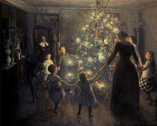 Christmas Trees, Witches, and ... is listed (or ranked) 4 on the list 19 Terrific Things You Didn't Know About Trees