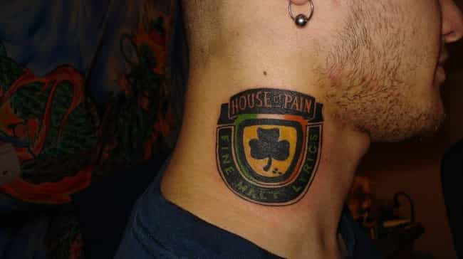 So You're from Boston? ... is listed (or ranked) 7 on the list The Most Terrible Tattoos of One Hit Wonder Bands