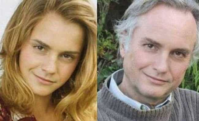 Emma Watson and Dr. Richard Da... is listed (or ranked) 3 on the list Female Celebrities Who REALLY Look Like Male Celebrities