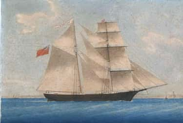 The Mary Celeste is listed (or ranked) 1 on the list The Creepiest Ghost Ships Ever Found