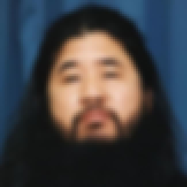 Founder Shoko Asahara Declared... is listed (or ranked) 1 on the list Scary Facts On Aum Shinrikyo, Japan's Subway-Gassing Cult