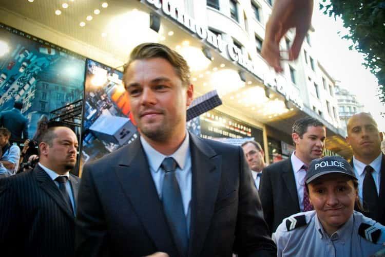 When He Created the Leonardo DiCaprio Foundation